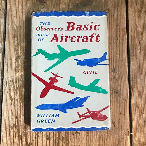 The Observer's Book of Basic Aircraft Civil