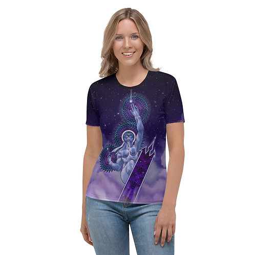 Ride the Lightning Women's T-shirt