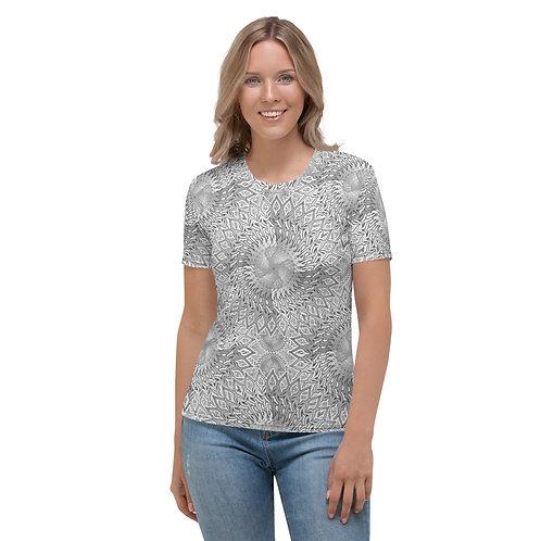 14H21 Oddflower Lily Women's T-shirt