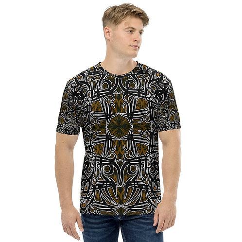 26J21 Oddflower Sunflower Men's T-shirt