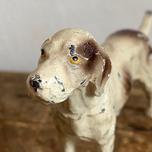 Vintage Die-Cast Dog