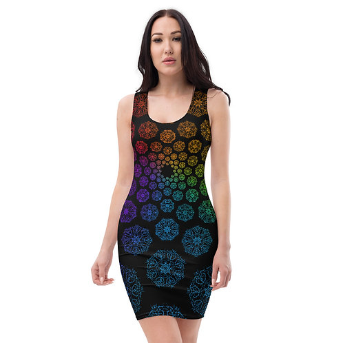 98T 2018 Sublimation Cut & Sew Dress