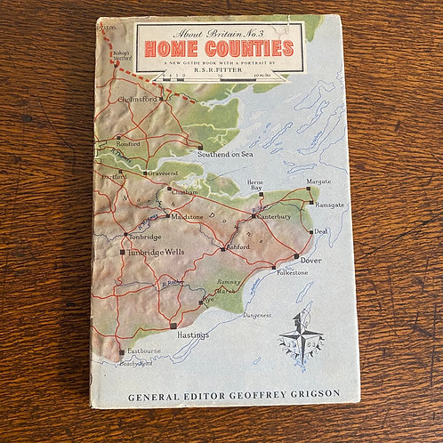 Guide Book to Home Counties 1951