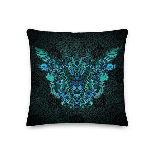 Halloween Spirit 7 Premium Pillow