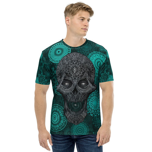 The Elaborate Death Aquamarine Men's T-shirt