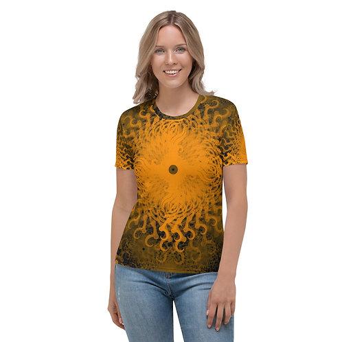 11CH21 Spectrum Gold Women's T-shirt
