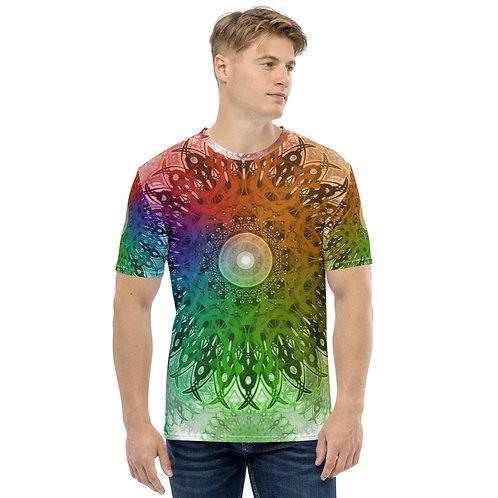 4B21 Spectrum White Men's T-shirt