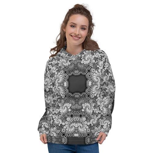 140 Oddflower Tile 2021 Unisex Hoodie