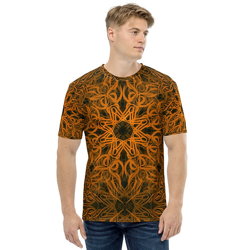 19CH21 Spectrum Gold Men's T-shirt