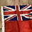 Thumbnail: Vintage Red Ensign Flag