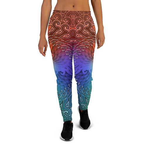 11R21 OddSpectrum Colorwild Women's Joggers