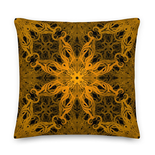 10CH21 Spectrum Gold Premium Pillow