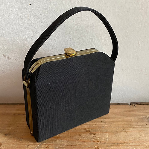 Vintage Boxed Evening Clutch