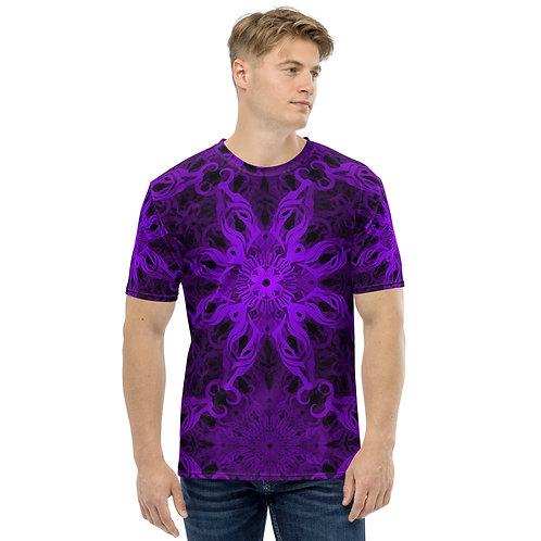 10F21 Spectrum Amethyst Men's T-shirt