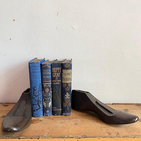 Antique Cast Iron Shoe Lasts