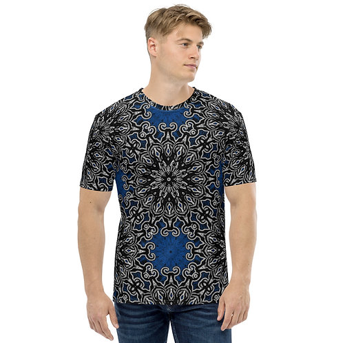 10L21 Oddflower Hydrangea Men's T-shirt