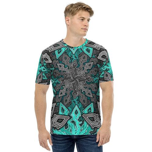 13K21 Oddflower Jade Vine Men's T-shirt
