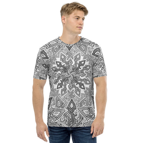 13G21 Oddflower Lily Men's T-shirt