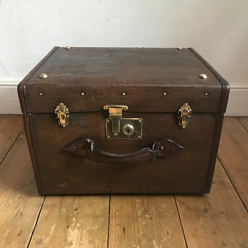 Edwardian Hat Trunk