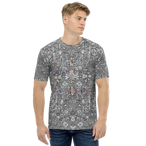 2. TOWOI Respect Men's T-shirt