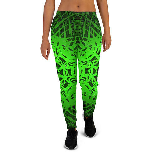 1X21 Spectrum Emerald Women's Joggers