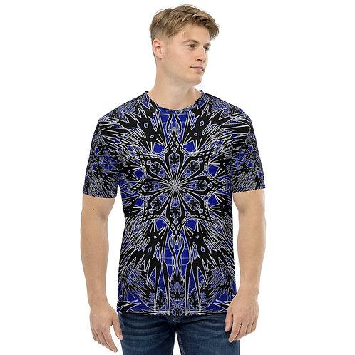 24L21 Oddflower Hydrangea Men's T-shirt