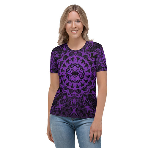 23F21 Spectrum Amethyst Women's T-shirt