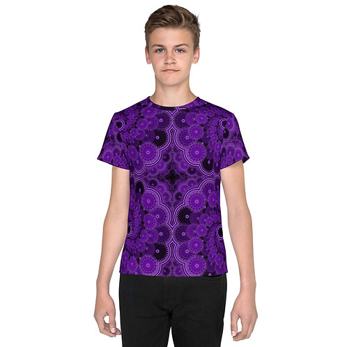5Z21 Spectrum Violet Youth T-Shirt
