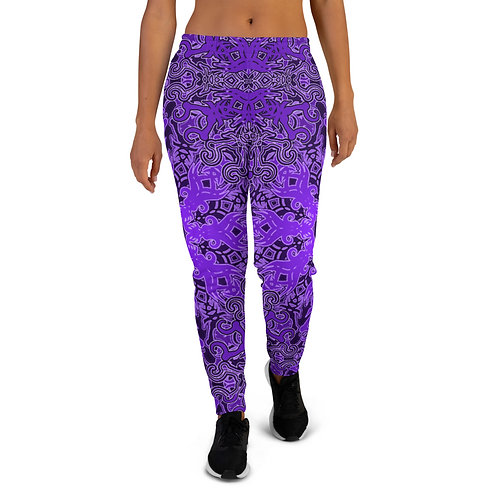 12Z21 Spectrum Violet V2 Women's Joggers