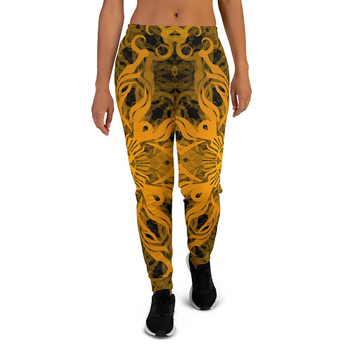 10CH21 Spectrum Gold Women's Joggers