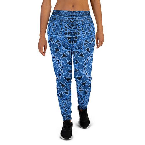23P21 OddSpectrum Blue Women's Joggers