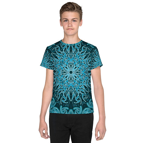 9Y21 Spectrum Blue Youth T-Shirt