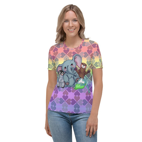 The Pride Babes Women's T-shirt