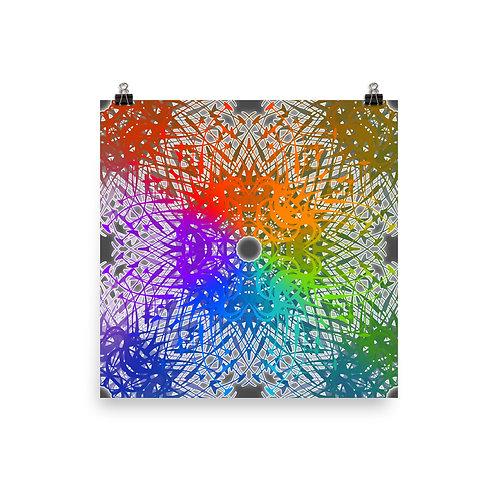 1G21. Spectrum Gray WOwg | Matte finish Print
