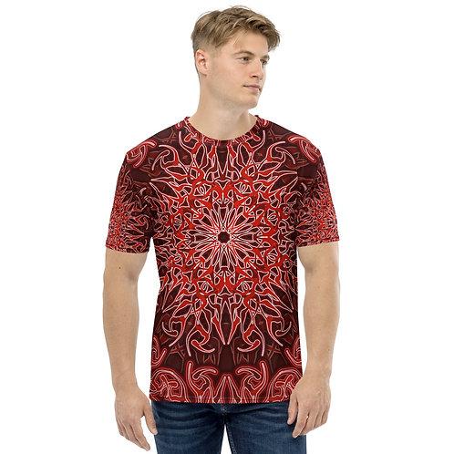 9V21 Spectrum Red Men's T-shirt