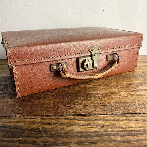 Tiny 1930's Suitcase