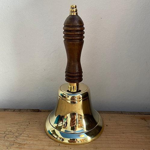 Cast Brass Hand Bell