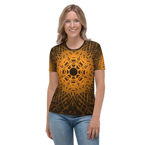 1W21 Spectrum Gold Women's T-shirt
