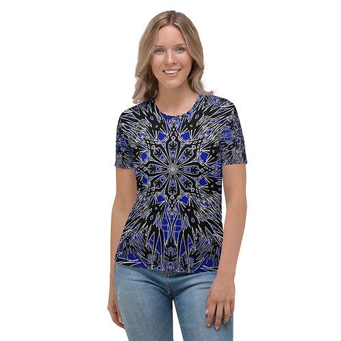 24L21 Oddflower Hydrangea Women's T-shirt