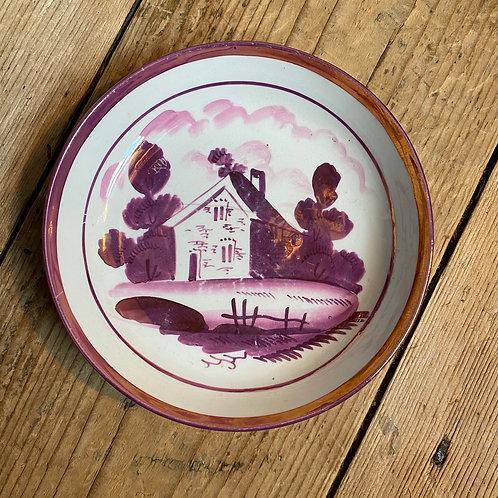 Sunderland Lustre Plate