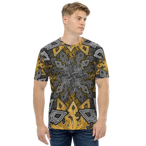 13J21 Oddflower Sunflower Men's T-shirt