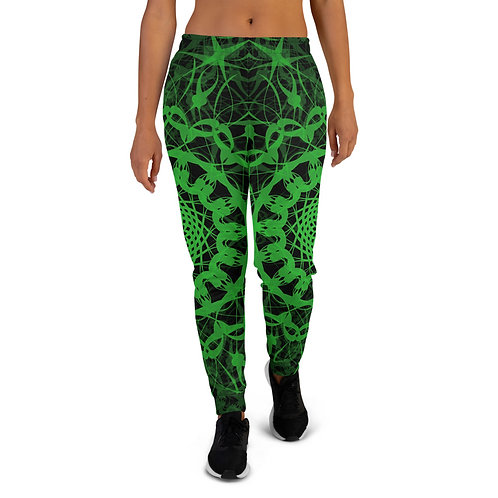 23D21 Spectrum Emerald Women's Joggers