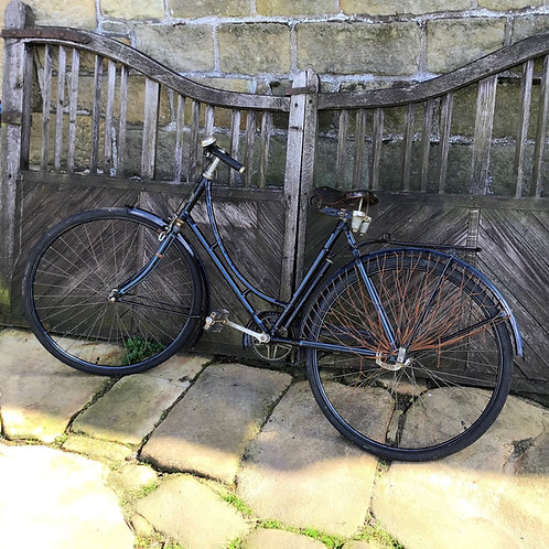 Vintage 1930's French Bicycle