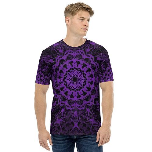 23F21 Spectrum Amethyst Men's T-shirt