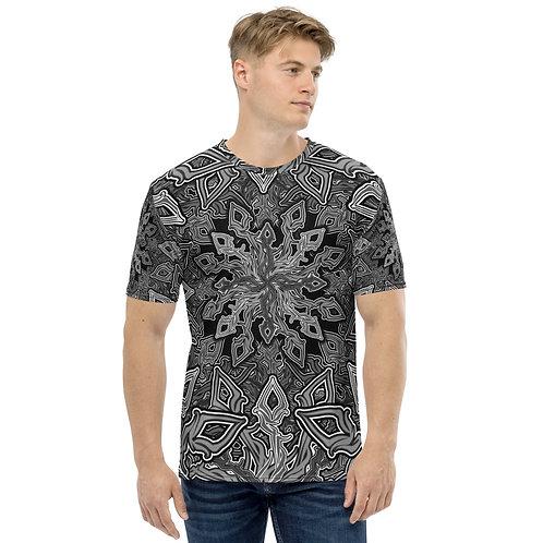 13F21 Oddflower Dahlia Men's T-shirt