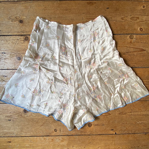 Antique Hand Stitched  Cami Shorts