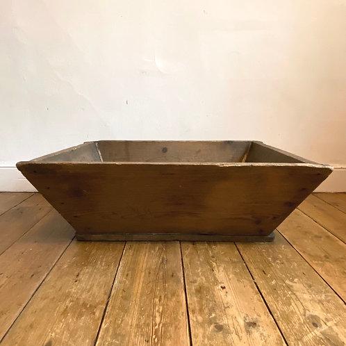 Pine Wash Tub