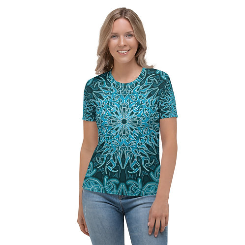9Y21 Spectrum Blue Women's T-shirt