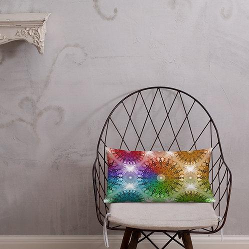 4B21 Spectrum White Premium Pillow