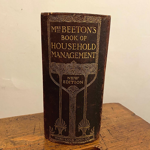 Mrs Beeton's Book of Houshold Management